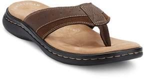 Dockers Men¿s Laguna Flip Flop Sandal Shoe.