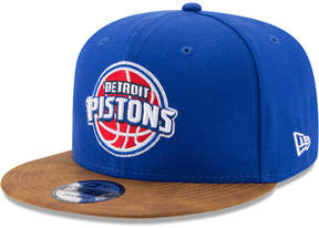 New Era Detroit Pistons Team Butter 59FIFTY Snapback Cap