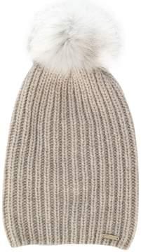 Woolrich cashmere beanie hat