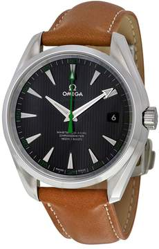 Omega Aqua Terra 150m Master Co-Axial Black Dial Men's Watch