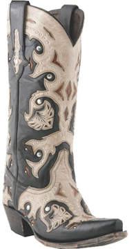 Lucchese Bootmaker M5016.S54 Spring Snip Toe Cowboy Heel Boot (Women's)