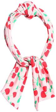 Fendi Cherry Printed Cotton Jersey Headband