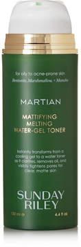 Sunday Riley Martian Mattifying Melting Water-gel Toner, 130ml - Colorless