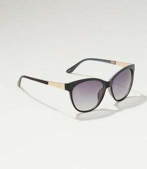 LOFT Oversized Cateye Sunglasses