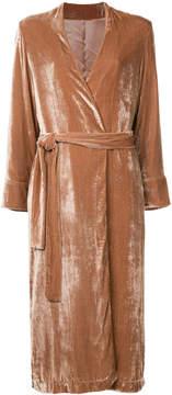 CITYSHOP oversized textured coat