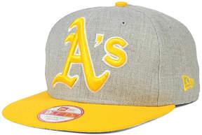 New Era Oakland Athletics Logo Grand 9FIFTY Snapback Cap