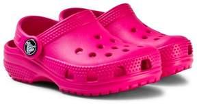 Crocs Tofflor, Kids Croc, Candy Pink