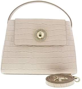 Versace EE1VRBBO3 Light Pink Shoulder Bag W/ detachable strap