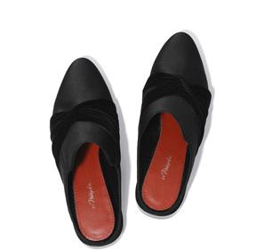 3.1 Phillip Lim Louie Mule in Black, Size IT 36