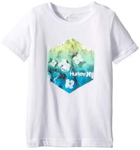 Hurley Watercolor Premium Tee Boy's T Shirt