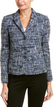 Basler Wool & Alpaca-Blend Jacket