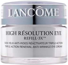 Lancôme High Résolution Eye Refill-3X Cream