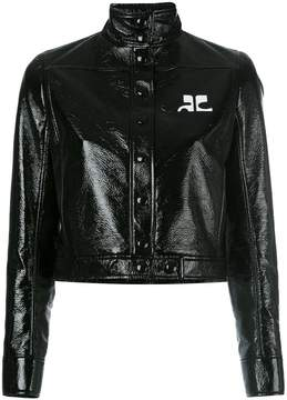 Courreges Vynil jacket