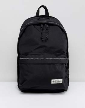 Eastpak Back To Work Backpack Black Stitch 27L