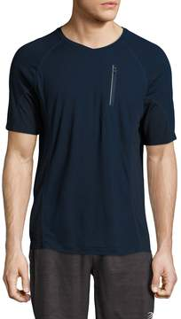 MPG Men's Kane Zip T-Shirt