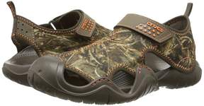 Crocs Swiftwater Realtree Max 5 Sandal Men's Sandals