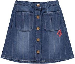 Bobo Choses Button Denim Skirt