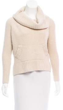 Autumn Cashmere Long Sleeve Turtleneck Sweater