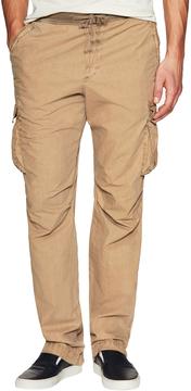 James Perse Men's Drawstring Cargo Pants