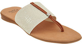Andre Assous Nice-A Thong Sandals