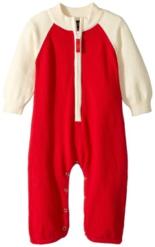 Toobydoo Santa Jumpsuit Boy's Jumpsuit & Rompers One Piece