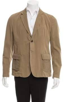 Band Of Outsiders Two-Button Notch-Lapel Blazer w/ Tags