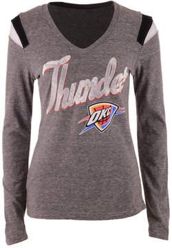 5th & Ocean Women's Oklahoma City Thunder Travel Long-Sleeve T-Shirt