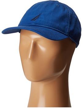 Nautica Fashion Color Anchor J-Class Hat Caps