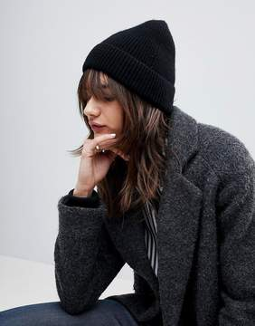 Asos Cashmere & Wool Mix Beanie
