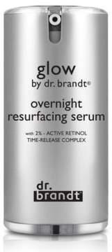 Dr. Brandt Skincare Glow By Overnight Resurfacing Serum 7oz
