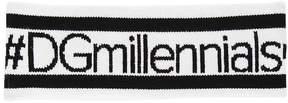 Dgmillenials Jacquard Wool Headband