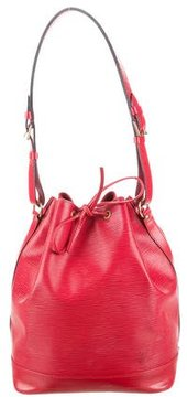 Louis Vuitton Epi Noe GM - RED - STYLE