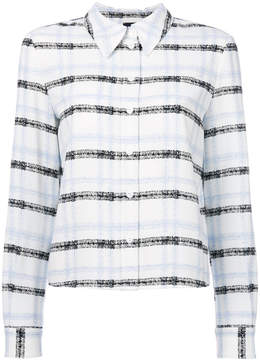 Armani Jeans striped shirt