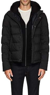 Herno Men's Down-Quilted Short Parka
