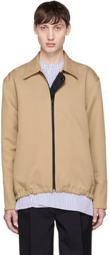 Marni Tan Collared Jacket