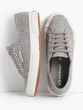 Talbots Superga® Sneakers - Wool Flannel