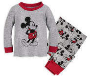 Disney Mickey Mouse PJ PALS Set for Baby