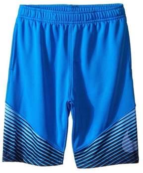 Nike Little Boys' (4-7) Elite Performance Shorts-Blue-4