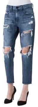 Big Star Boyfriend Distressed Jeans