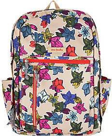 Vera Bradley As Is Lighten Up Grand Backpack - ONE COLOR - STYLE