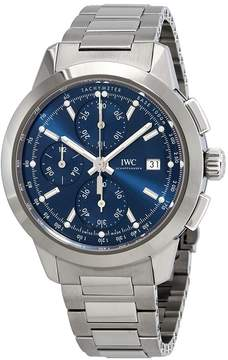 IWC Ingenieur Chronograph Automatic Blue Dial Men's Watch
