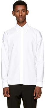 Acne Studios White Ripon Lux Shirt