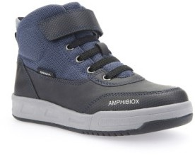 Geox Boy's Rolk High Top Sneaker