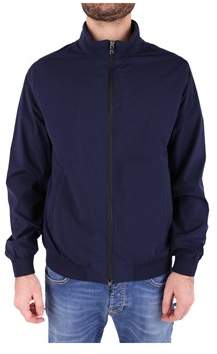 Paul & Shark Men's Blue Polyester Jacket.