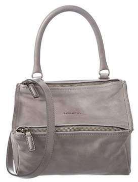 Givenchy Small Pandora Leather Shoulder Bag