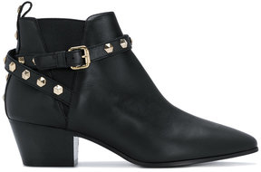 Twin-Set studded ankle boots