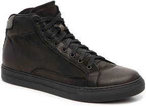 Kenneth Cole New York Men's Double The Fun High-Top Sneaker