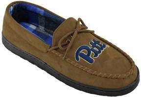 NCAA Men's Pitt Panthers Microsuede Moccasins