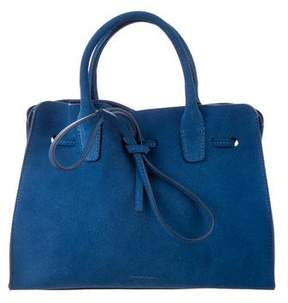 Mansur Gavriel Suede Mini Sun Bag