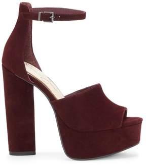 Jessica Simpson Elin2 Block-Heel Platform Sandal